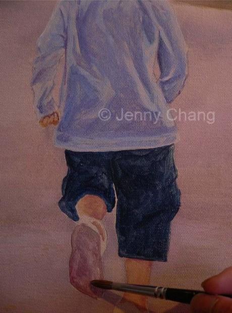 2013 Boy on a Mission - Progress Jenny Chang
